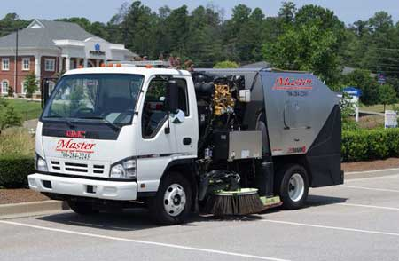 Master Sweeping and Maintenance Sweepers